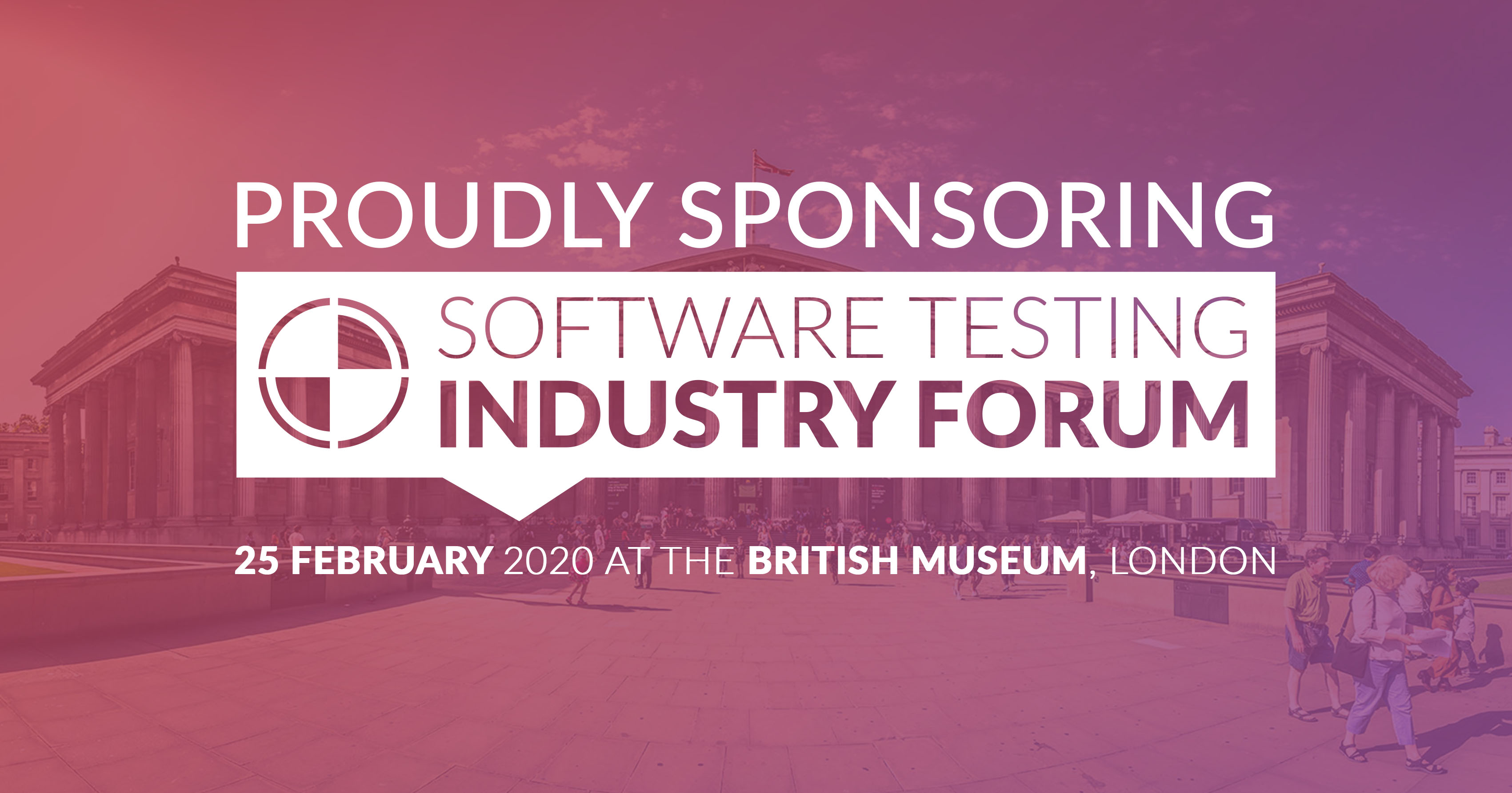 Proudly Sponsoring the Software Testing Industry Forum