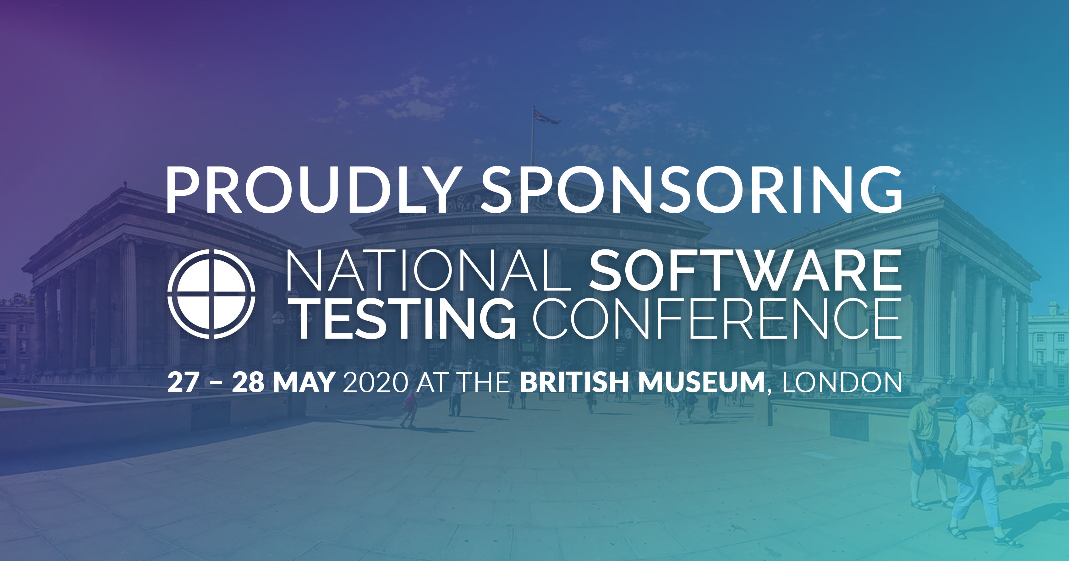 We're sponsoring the National Software Testing Conference 2020